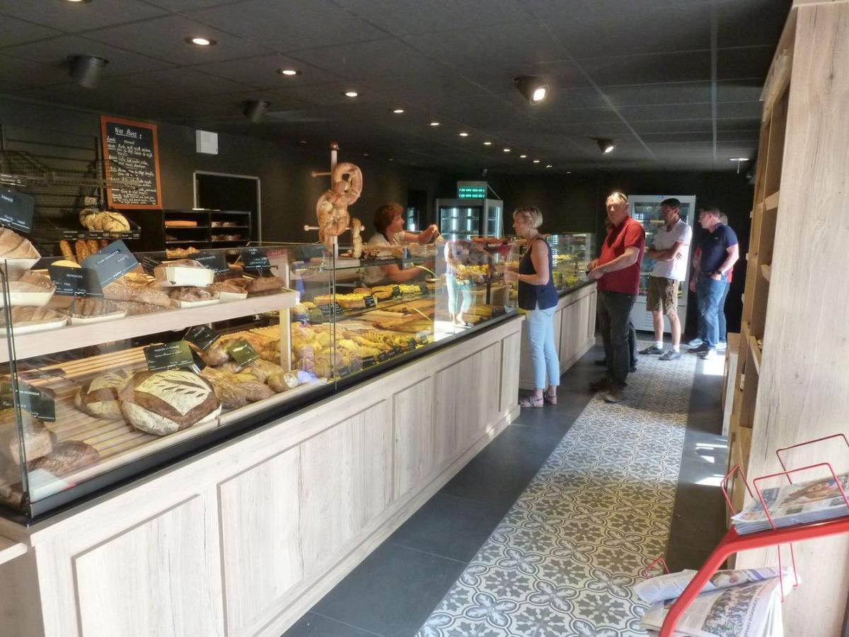agencement boulangerie ptisserie fabrice richard la fort de fouesnant 29